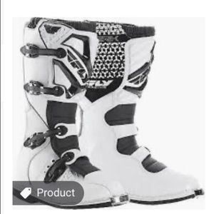 805 FLY Racing Boots